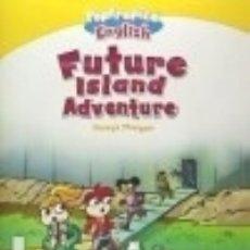 Libros: POPTROPICA FUTURE ISLAND. Lote 125934895