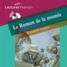 Libros: LE ROMAN DE LA MOMIE (N2). Lote 125935058