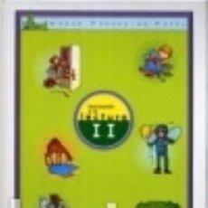 Libros: INICIACIÓN A LA LECTURA II. NUEVO PARQUE DE PAPEL. Lote 125935436