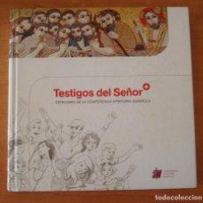 Livres: CATECISMO TESTIGOS DEL SEÑOR. CONFERENCIA EPISCOPAL ESPAÑOLA. EDITORIAL EDICE.. Lote 126188659