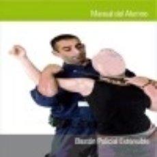 Livros: BASTÓN POLICIAL EXTENSIBLE. Lote 70678314