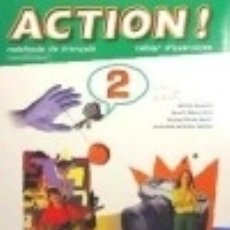 Livres: ACTION! 2 CAHIER D'EXERCICES (REFORMA). Lote 70874671