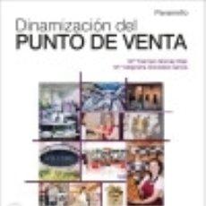Libros: DINAMIZACIÓN EN EL PUNTO DE VENTA PARANINFO. Lote 67914835