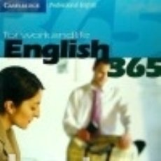 Libros: ENGLISH 365. BD. 3. STUDENTS BOOK. Lote 70994805