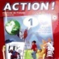 Livres: ACTION! 1 PACK (LIVRE ELEVE+CD) (REFORMA). Lote 70874735