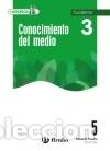 LAPICEROS CONOCIMIENTO DEL MEDIO 5 CUADERNO 3 (Libros Nuevos - Libros de Texto - Infantil y Primaria)