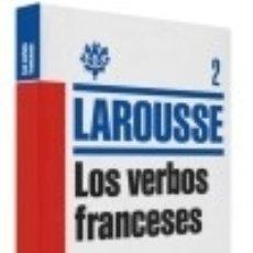 Livros: LOS VERBOS FRANCESES. Lote 70963853