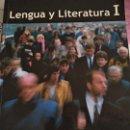 Libros: LENGUA Y LITERATURA 1 BACHILLERATO EDEBÉ. Lote 128100246