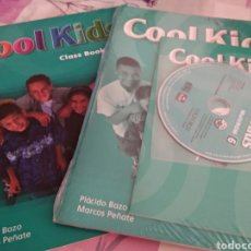 Libros: COOL KIDS 6. CLASS BOOK+ACTIVITY BOOK OXFORD. Lote 128101630