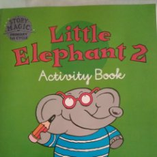 Libros: LITTLE ELEPHANT 2. ACTIVITY BOOK MACMILLAN. Lote 128126275
