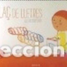 Libros: LLAÇ DE LLETRES LECTOESCRIPTURA 2 INFANTIL. Lote 128243286