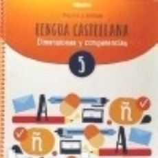 Libros: PRACTICA Y APRENDE LENGUA CASTELLANA 5 PRIMARIA. Lote 128243294