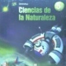 Libros: CIENCIAS DE LA NATURALEZA, 5º PRIMARIA. Lote 128243450