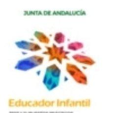 Libros: EDUCADORES INFANTILES. PERSONAL LABORAL DE LA JUNTA DE ANDALUCÍA. TEST Y SUPUESTOS PRÁCTICOS. Lote 128312207