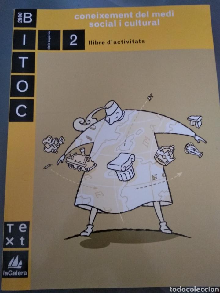 BITOC 2000 CONEIXEMENT MEDI SOCIAL 2. LA GALERA TEXT (Libros Nuevos - Libros de Texto - ESO)