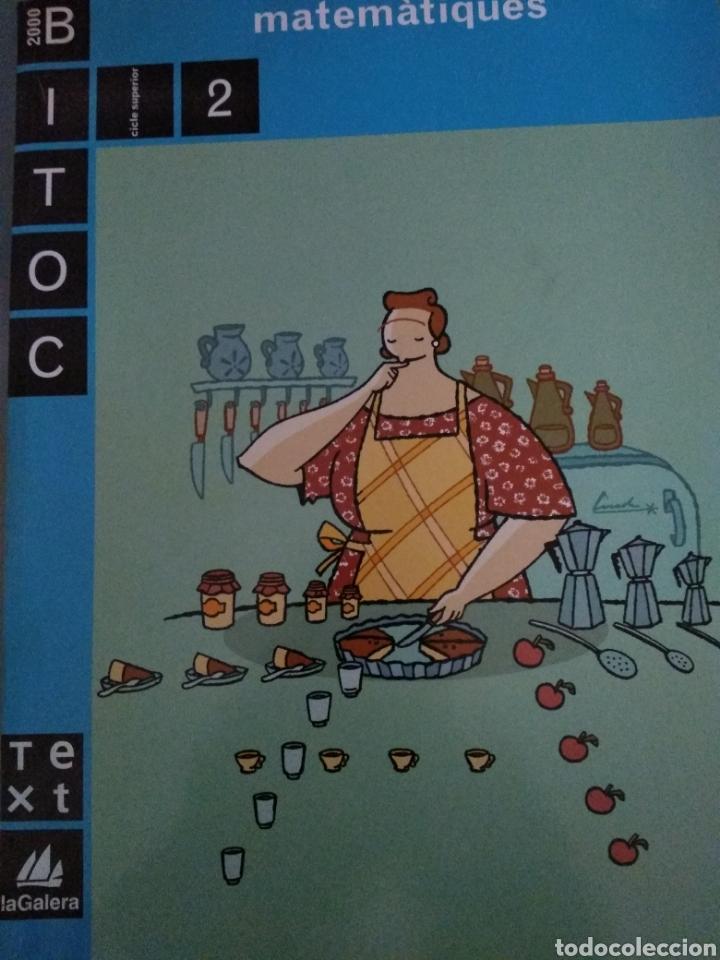 BITOC 2000 MATEMÀTIQUES 2. TEXT LA GALERA (Libros Nuevos - Libros de Texto - ESO)