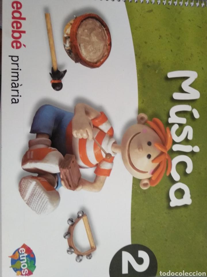 MÚSICA 2. EDEBÉ. LIBRO DE TEXTO (Libros Nuevos - Libros de Texto - Infantil y Primaria)