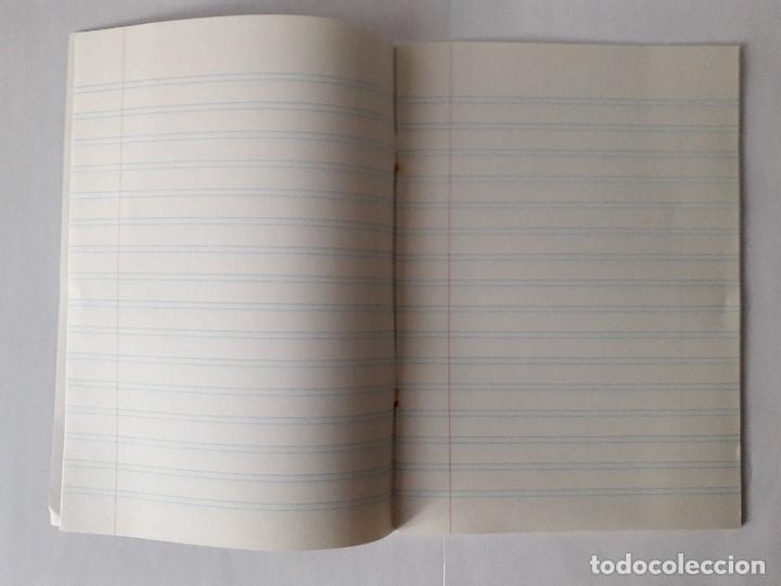 Libros: ANTIGUO CUADERNO DE ESCUELA / ANIMALES / EN COLOR / MITICOS DE LOS AÑOS 70-80 / NUEVOS!!!!!! - Foto 3 - 133590838