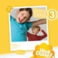 Libros: WELL DONE! 3 ACTIVITY PACK. Lote 133632913