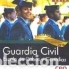 Libros - Guardia Civil. Escala de Cabos y Guardias. Test sobre el temario. - 133705290