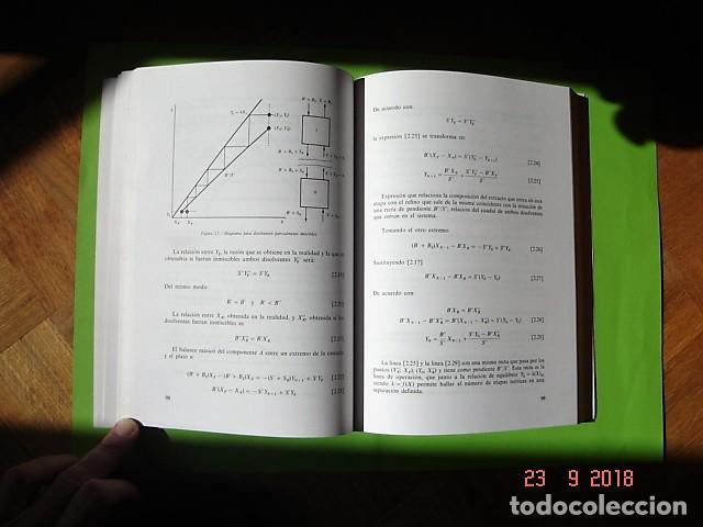 Libros: TOMO 4, QUÍMICA TÉCNICA DE VICENTA MUÑOZ ANDRÉS. U.N.E.D. 1ª ED, 1990. - Foto 6 - 134079626