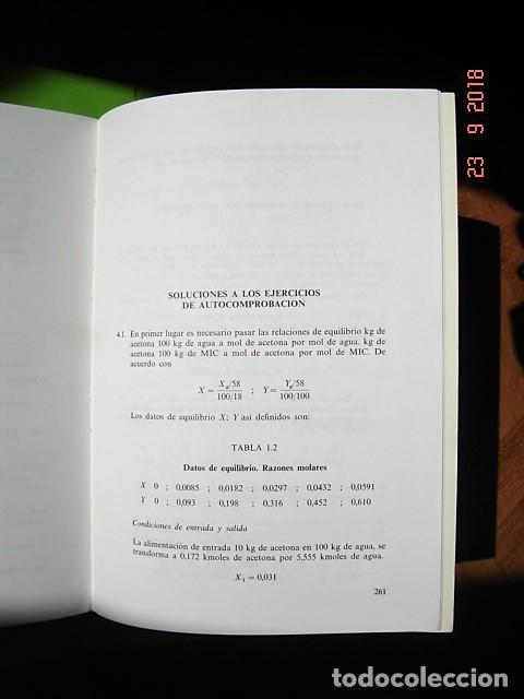 Libros: TOMO 4, QUÍMICA TÉCNICA DE VICENTA MUÑOZ ANDRÉS. U.N.E.D. 1ª ED, 1990. - Foto 7 - 134079626