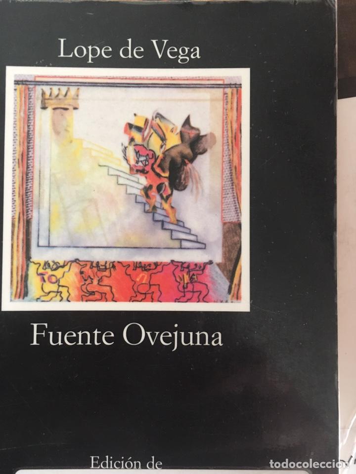 LIBRO FUENTE OVEJUNA (Libros Nuevos - Libros de Texto - ESO)