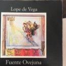 Libros: LIBRO FUENTE OVEJUNA. Lote 135022993