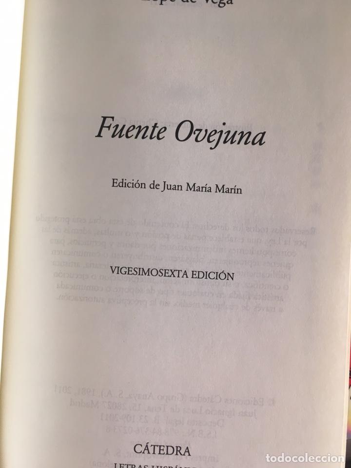 Libros: Libro Fuente Ovejuna - Foto 2 - 135022993