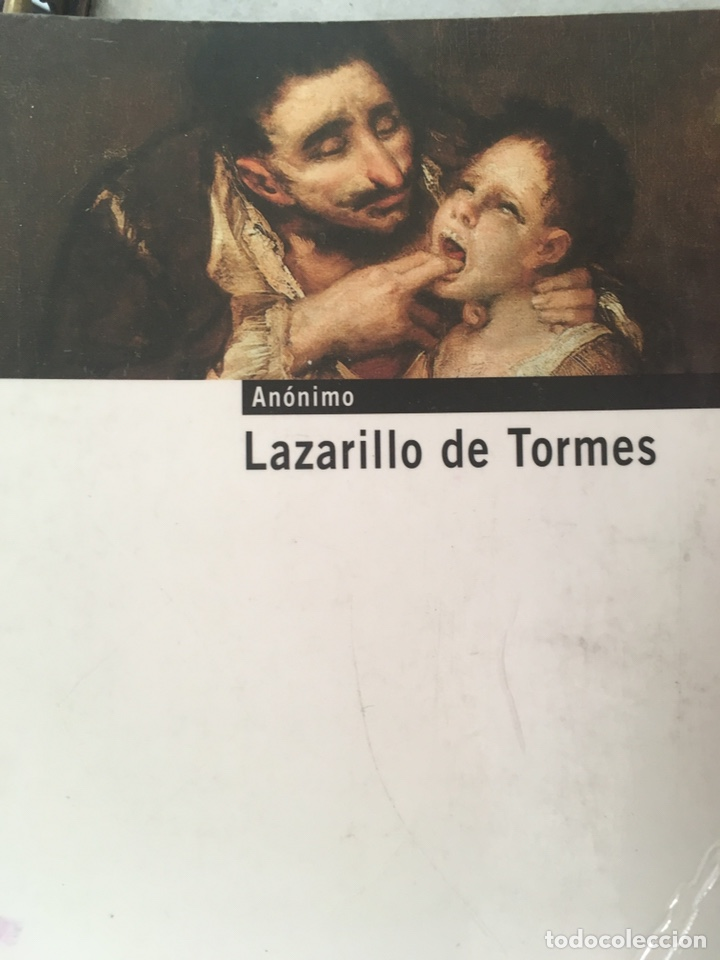 LAZARILLO DE TORMES (Libros Nuevos - Libros de Texto - ESO)