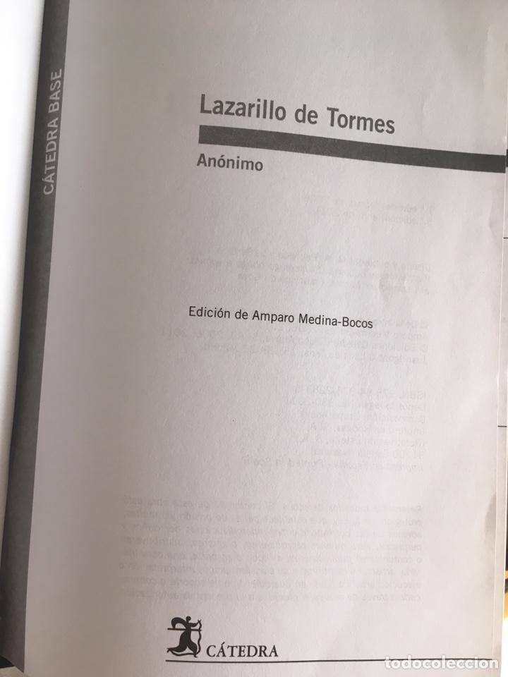 Libros: Lazarillo de Tormes - Foto 3 - 135024379