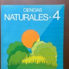 Libros: CIENCIAS NATURALES 4º EGB. VICENS VIVES NUEVO.. Lote 135655079