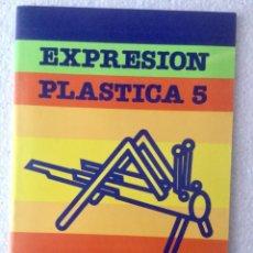 Libros: EXPRESION PLÁSTICA 5º EGB. SANTILLANA.. Lote 135890638