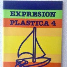 Libros: EXPRESION PLÁSTICA 4º EGB. SANTILLANA. Lote 135890838