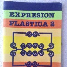 Libros: EXPRESION PLÁSTICA 2º EGB. SANTILLANA . Lote 135891082