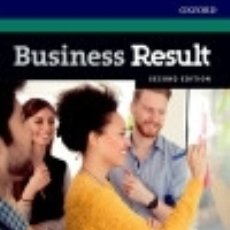 Libros: BUSINESS RESULT PRE-INTERMEDIATE. STUDENT'S BOOK WITH ONLINE PRACTICE 2ND EDITION. Lote 137326213
