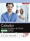 CELADOR. SERVICIO ANDALUZ DE SALUD (SAS). SIMULACROS DE EXAMEN (Libros Nuevos - Libros de Texto - Infantil y Primaria)