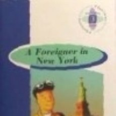 Libros: FOREIGNER IN NEW YORK 2ºNB. Lote 137409645