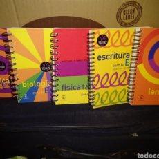 Libros: COLECCIÓN CHULETAS PARA LA E.S.O. ESPASA.. Lote 138663306