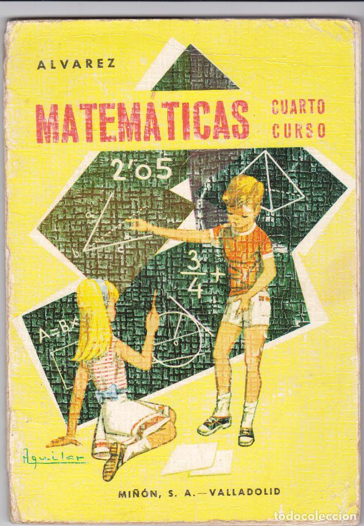 matematicas cuarto curso - alvarez - Comprar Libros de Infantil y ...