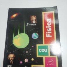 Libros: FÍSICA DE COU. VICENTE FERNÁNDEZ FERNÁNDEZ. BAHIA EDICIONES.. Lote 139577758