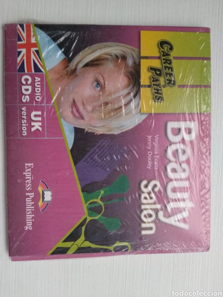 CD BEAUTY SALON. EXPRESS PUBLISHING (Libros Nuevos - Libros de Texto - Ciclos Formativos - Grado Medio)