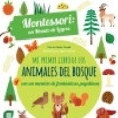 Libros: MI PRIMER LIBRO DE LOS ANIMALES (VVKIDS). Lote 140249020