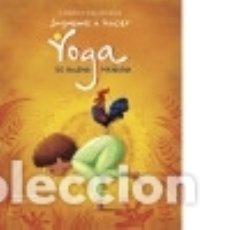 Libros: JUGUEMOS A HACER YOGA DE BUENA MAÑANA (VVKIDS). Lote 140261849
