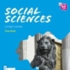 Libros: NEW THINK DO LEARN SOCIAL SCIENCES 5. CLASS BOOK. MODULE 1. LIVING IN SOCIETY.. Lote 140296558