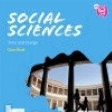 Libros: NEW THINK DO LEARN SOCIAL SCIENCES 5 MODULE 2. TIME AND CHANGE. CLASS BOOK. Lote 140296581