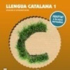 Libros: LLENGUA CATALANA 1R ESO. DOSSIER D'APRENENTATGE. Lote 140356237