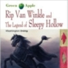 Libros: RIP VAN WINKLE AND THE LEGEND...+CD N/E. Lote 140366706
