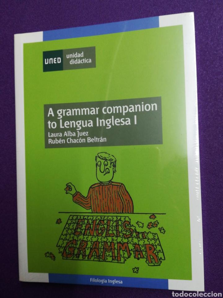 A GRAMMAR COMPANION TO LENGUA INGLESA 1 UNED (Libros Nuevos - Libros de Texto - Ciclos Formativos - Grado Medio)