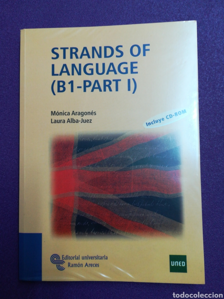 Libros: Strands of Language (B1-part 1) con CD-rom UNED - Foto 1 - 140494225